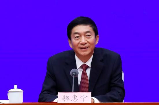 卸任山西省委书记后 骆惠宁有新职图片
