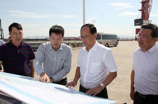 广东江门要建黄茅海跨海大桥对接港珠澳大桥