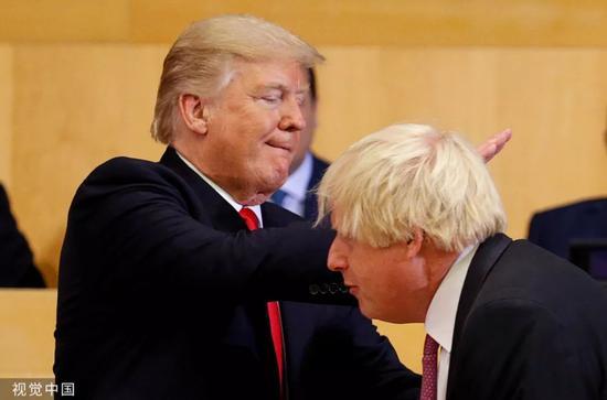 英国新首相跟特朗普很像?其父亲这样说