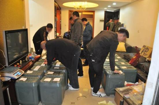 深圳警方破贩毒案:缴1.3吨可卡因 建国来全国最多加拿大红河学院