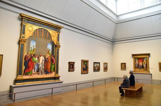 英国相关博物馆展厅一角来自英国博协的回应