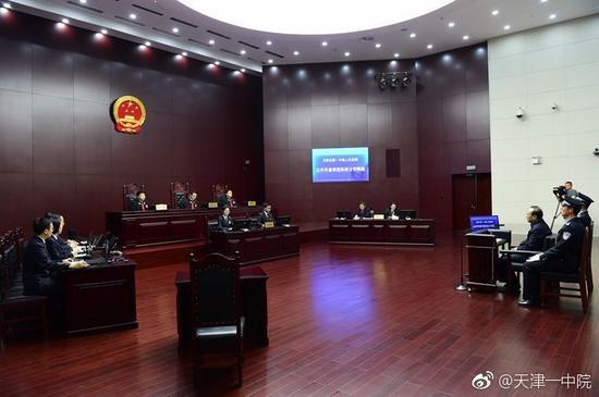 孙政才受审:被告人对出示的证据均无异议(图)包氏三兄弟