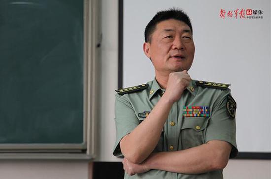 徐贵祥。中国军网 图