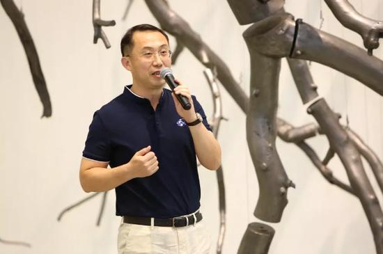 王式廓基金会创始理事、尚诺集团董事长CEO杨大勇先生