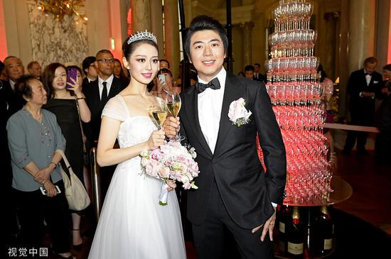 婚宴現場,圖自視覺中國