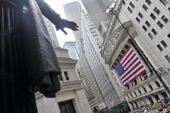 ▲资料图片:纽约证券交易所