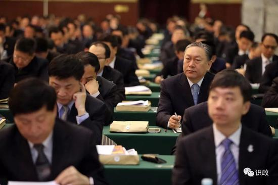 全球目光聚焦北京 市委书记蔡奇发出动员令