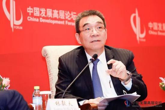 ▲林毅夫(中国发展高层论坛供图)