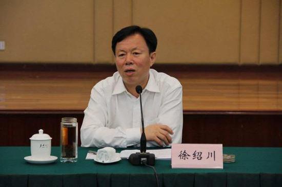 徐绍川任广西壮族自治区党委委员、常委|简历