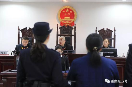 ▲该案在北京市三中院未公开开庭审理。图片据通讯员 王亚楠