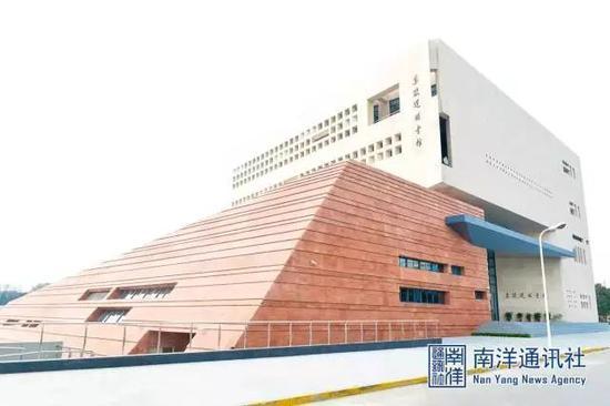 李政道图书馆