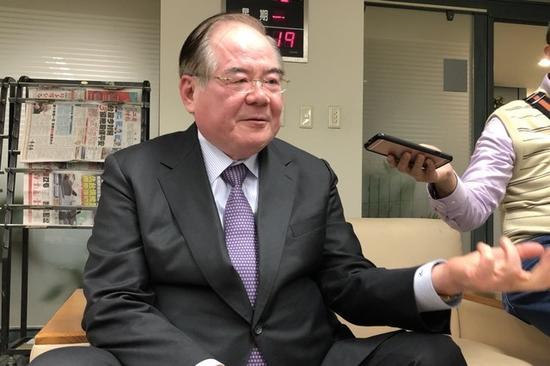 国民党新北市党部主委李干龙表示,新北选战一旦失败,国民党恐泡沫化。(图片来源:台媒)