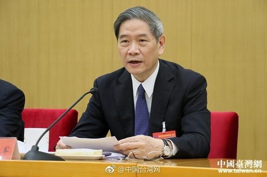 张志军被推举为海协会新任会长古天乐李泽楷