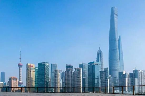 ▲上海。图片来源:视觉中国