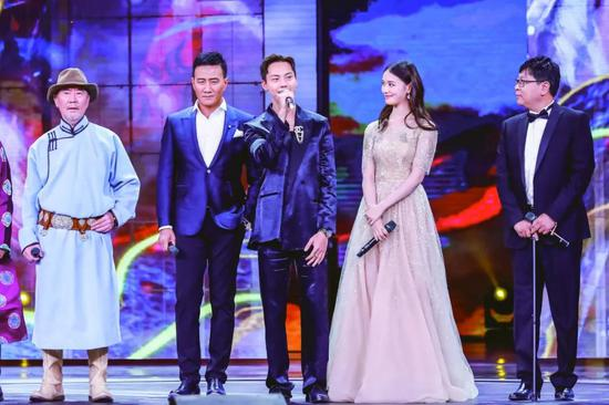 北京国际电影节现场