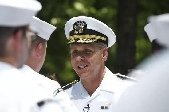 ▲美国太平洋司令部新任司令官菲利普-戴维森上将