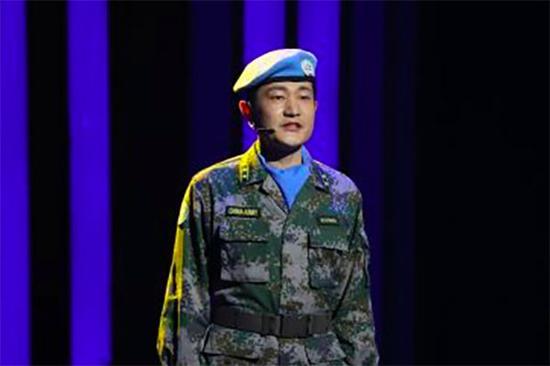 孙中峰。视频截图