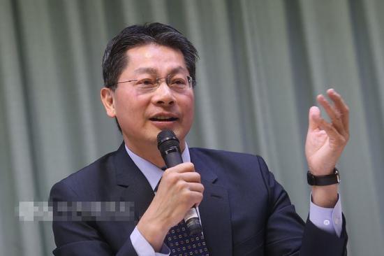 李宪章 图自台媒