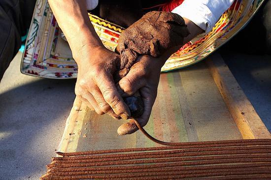 藏香制作技艺