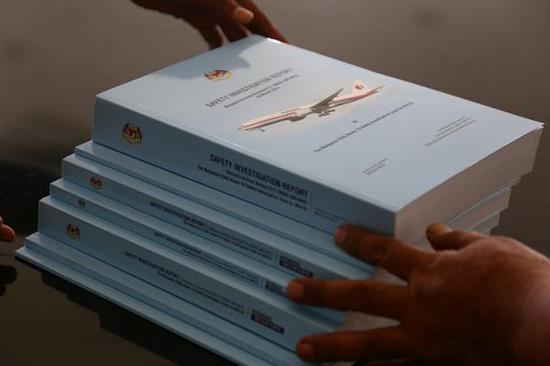 當地時間7月30日,馬來西亞政府發佈了MH370航班的最新報告。視覺中國 圖