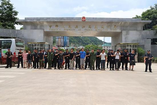 多名中国人疑被诱骗至缅甸 被逼赌博赌输后遭绑架无法复制参数不正确