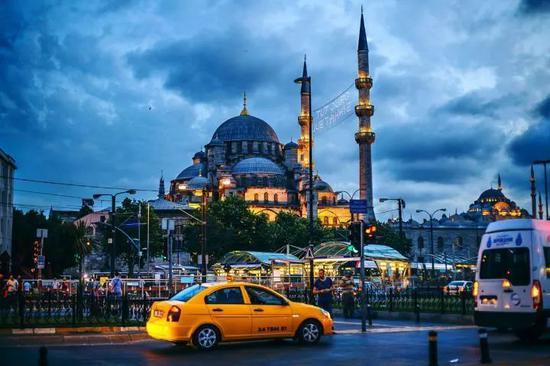 土耳其景色
