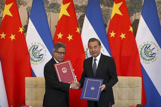 萨尔瓦多与中华人民共和国建交