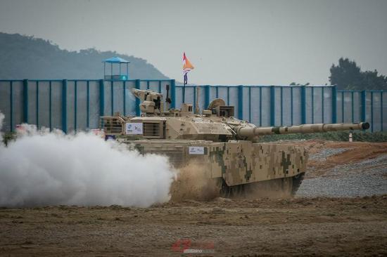 中国军工首次亮相俄防务展会:提供被西方禁运技术