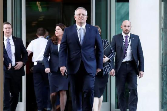 莫里森任澳新总理 对中国来说是好