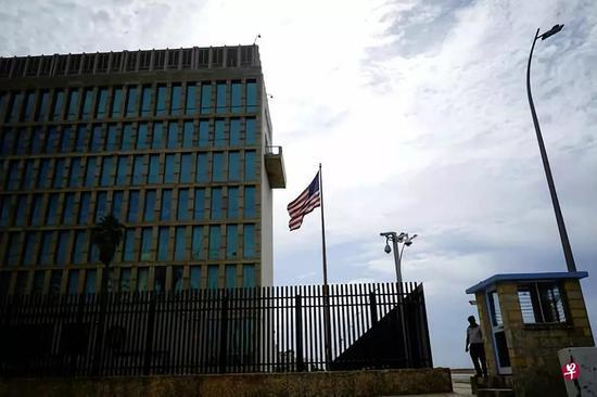 """美称驻古巴使馆工作人员遭神秘""""微波武器""""攻击"""