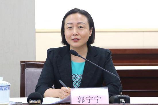 农行女副行长郭宁宁赴任福建 金融副省长升至12位