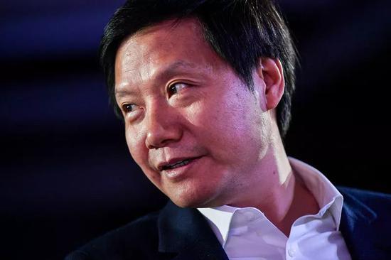 ▲2018年11月28日,北京,2018MIDC小米AIoT开发者大会于11月28日至29日在北京举行。雷军,小米集团创始人,董事长兼CEO。图据东方IC