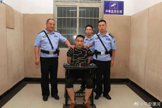 图片来源:平安漯河微博
