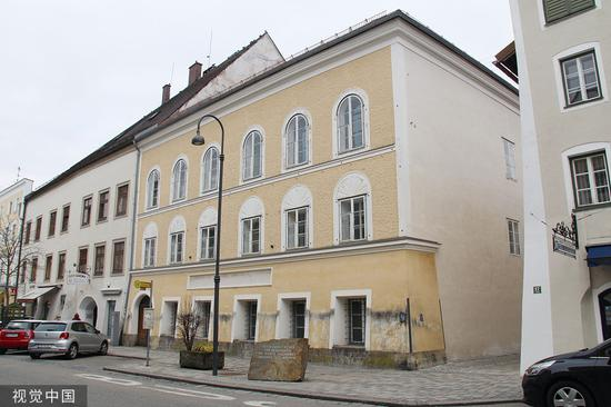 奥地利或拆除希特勒故居:防纳粹朝圣|奥地利