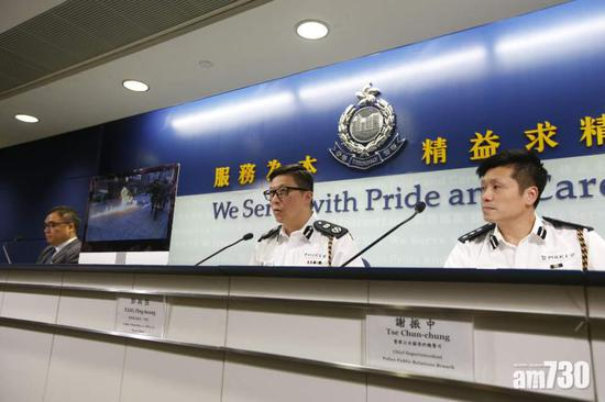 香港警方:昨日拘捕15名核心暴徒 查获相关证物