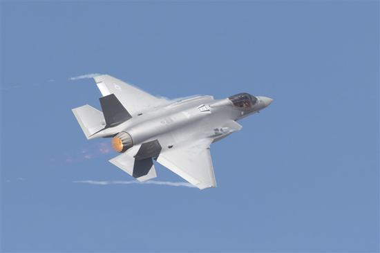 F-35 图自交际媒体下同
