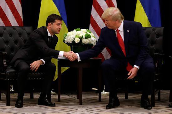 白宫公布特朗普与泽连斯基首次通话记录(全文)