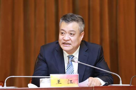 江苏省副省长王江已调任中国银行党委副书记