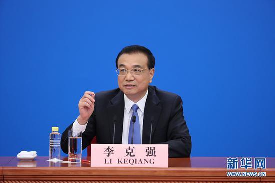 国务院总理李克强回答中外记者提问(实录全文)图片