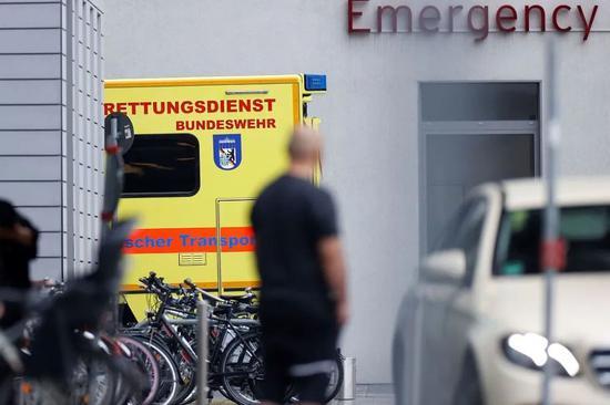 纳瓦利内已被送至德国柏林夏里特医院