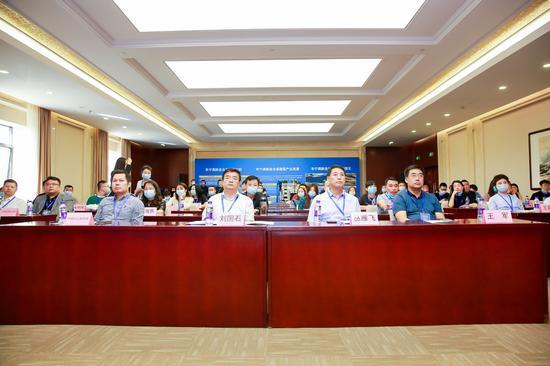 丰宁满族自治县蔬菜产业发展论坛暨农副产品产销对接会在京成功举办图片