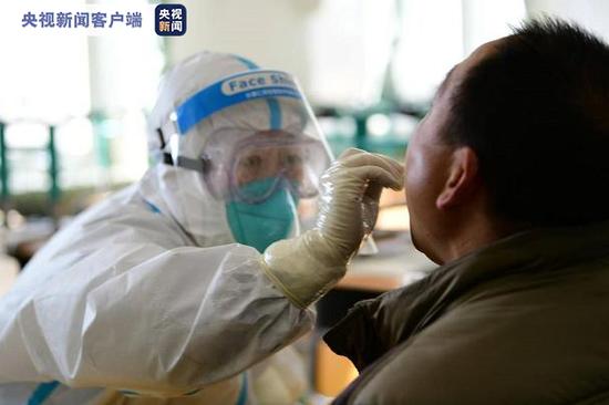 沈阳公立医疗机构核酸检测价格全面下调:不得超过80元图片