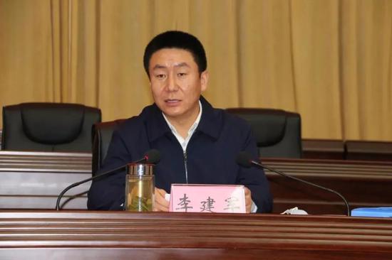"""汶川县委书记调整,""""80后""""赴任图片"""