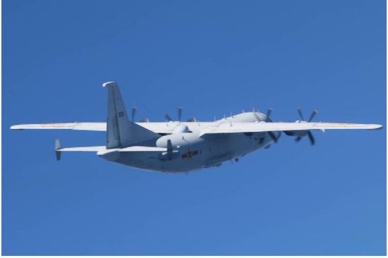 绿媒又炒:解放军军机今日两次进入台西南空域
