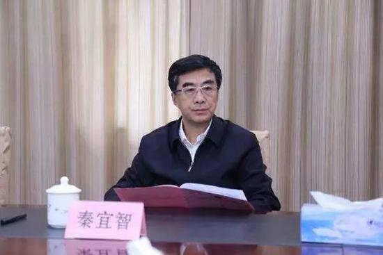 秦宜智半年后再任正部級副局長(圖/簡歷)秦宜智攀鋼總局