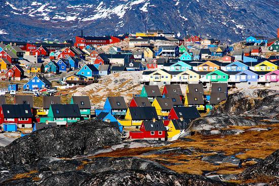 """格陵兰风光 图自美国""""Eagle Creek""""官网"""