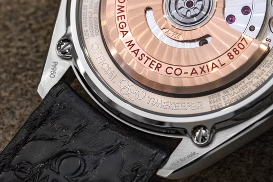 作为奥运会官方计时,欧米茄将推出全新奥运主题腕表