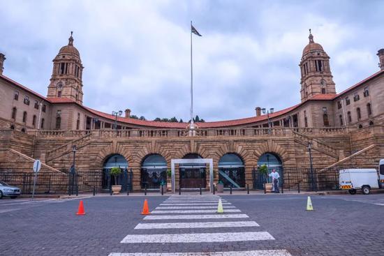 南非總統府(圖片來源:攝圖網)