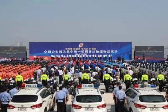 公安部副部长南下武汉 主持这件大事(图)|武汉