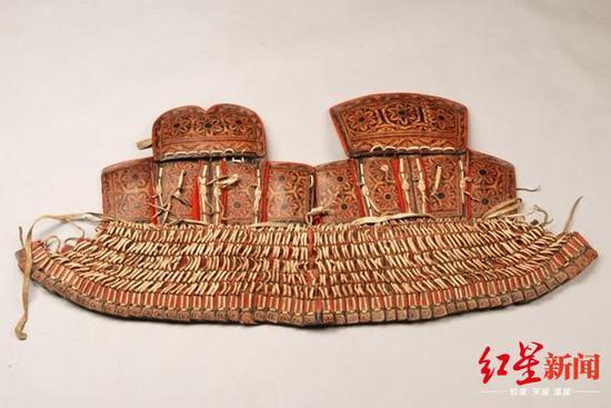 凉山彝族仆从社会博物馆的文物